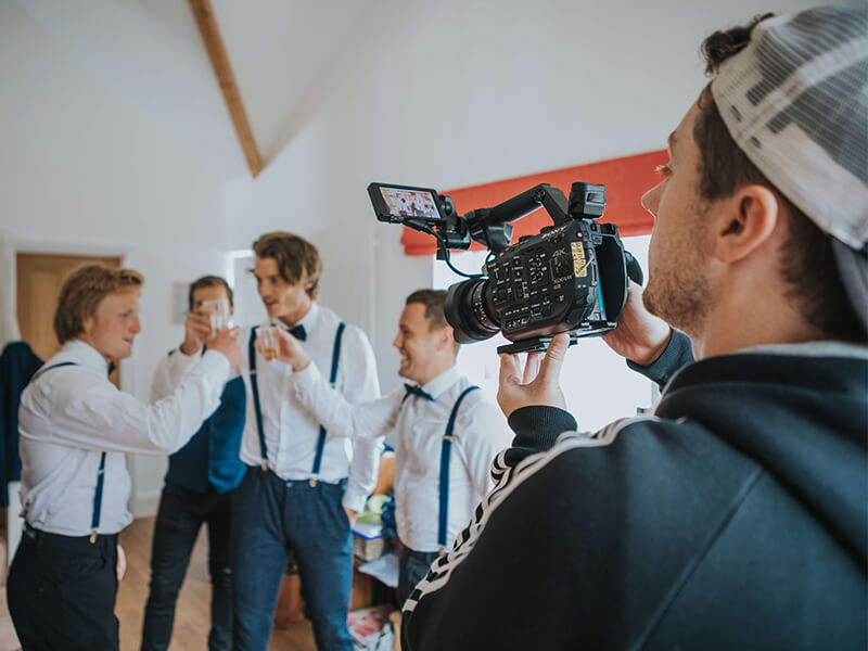 alex jones producer director - About Us